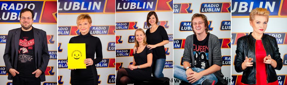 Sesja dla Radia Lublin